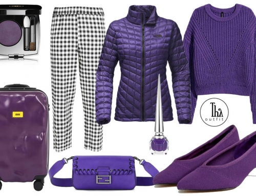 Thy Outfit #12 – Ultra Violet, ultra glamour
