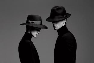 Borsalino, cappello uomo e donna. Marchio italiano cappelleria fallisce