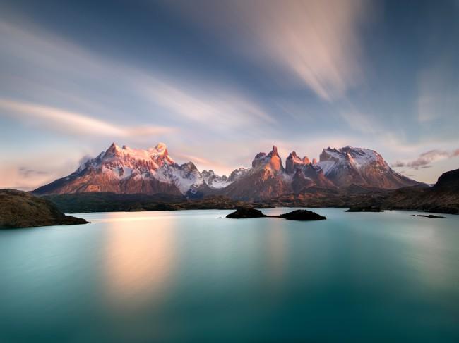 Lago Pehoe, Torres del Paine National Park, Cile. Ecco la TOP 5 di Best in Travel delle mete turistiche da scoprire in questo 2018