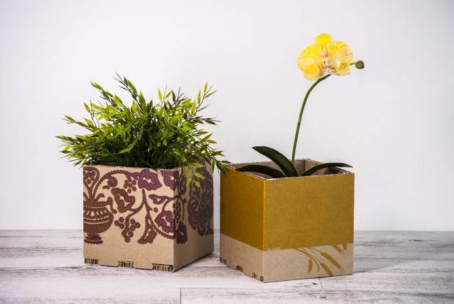 Foodbox by Foodsouvenirs. Scatole decorative in cartone, design eco-friendly e sostenibile. Foto: Tito Intoppa