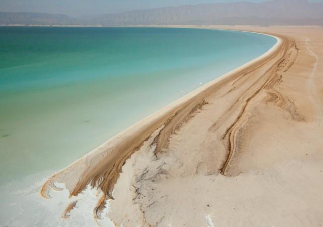 Lago Assal, Gibuti. Africa orientale. Ecco la TOP 5 di Best in Travel delle mete turistiche da scoprire in questo 2018.