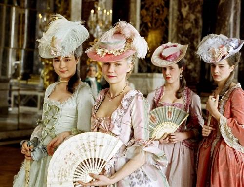 I costumi di Marie Antoinette in mostra a Prato