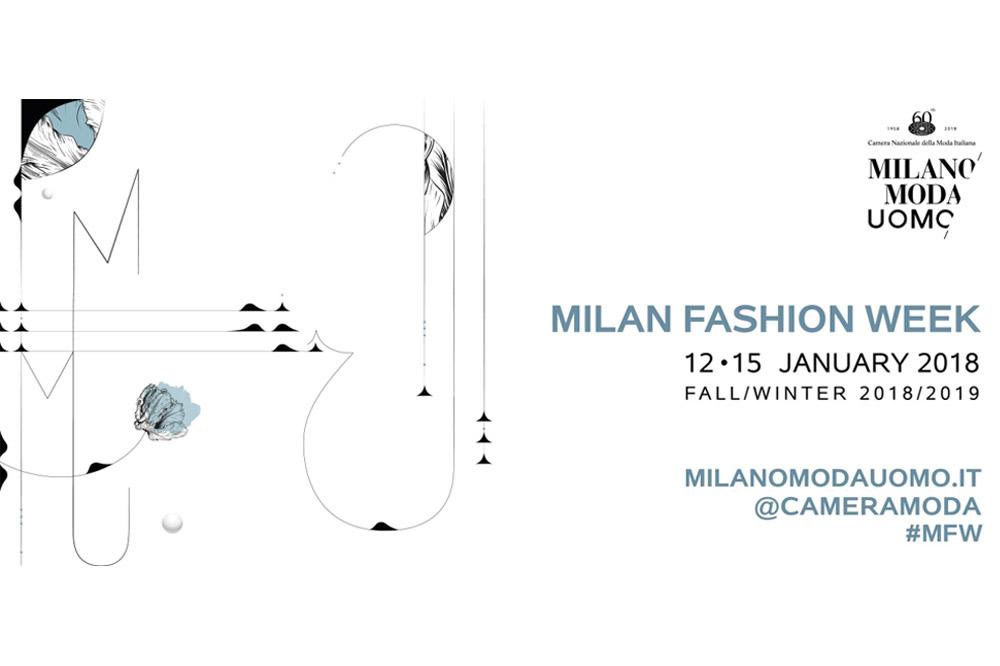 Calendario milano moda uomo 12 15 gennaio 2018 thy for Design week milano 2019
