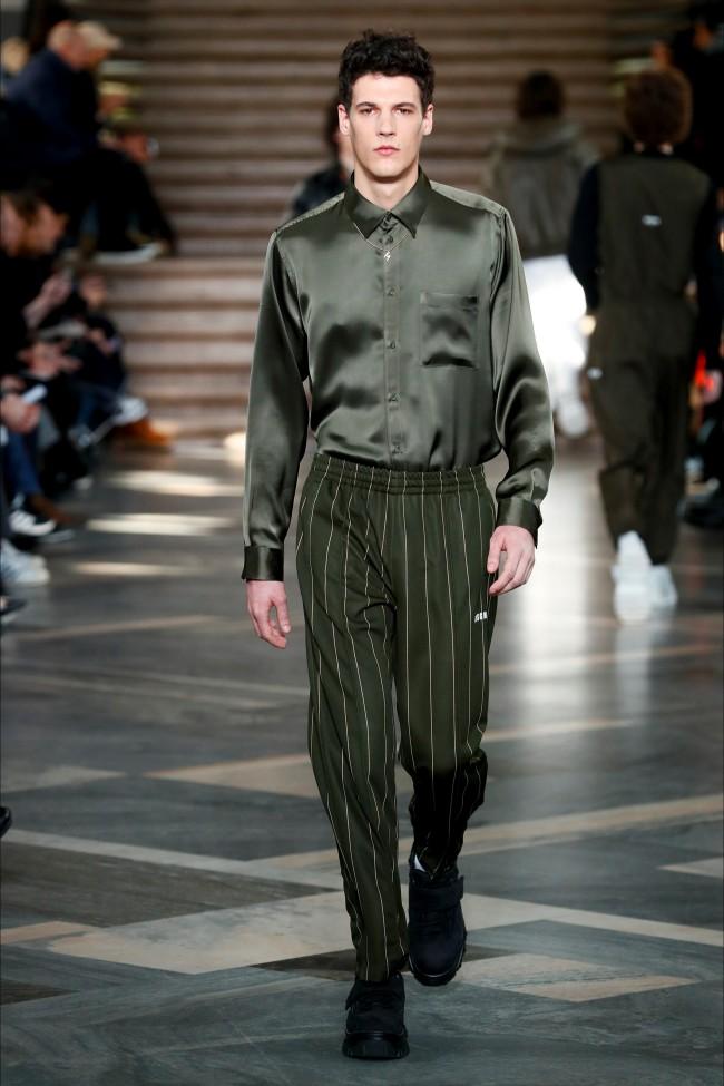 MSGM Fall Winter 18-19 Men, Milano moda uomo