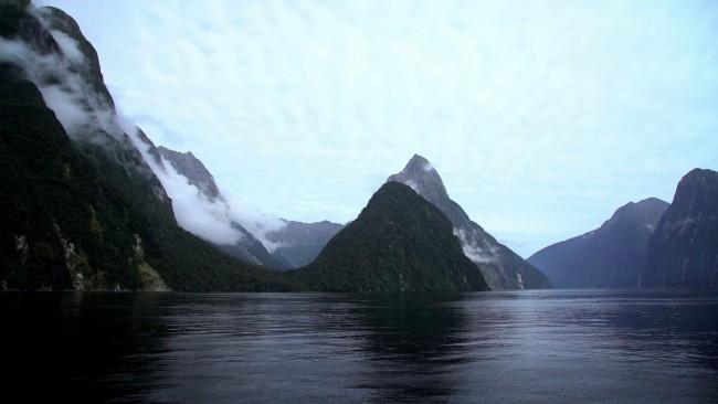 Milford Sound, Fiordland National Park, Nuova Zelanda. Ecco la TOP 5 di Best in Travel delle mete turistiche da scoprire in questo 2018