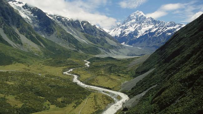 Aoraki/Mount Cook National Park, Nuova Zelanda. Ecco la TOP 5 di Best in Travel delle mete turistiche da scoprire in questo 2018