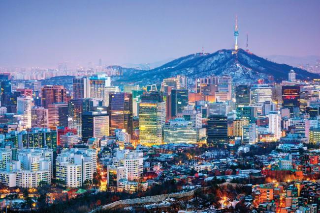 Seoul, Corea del Sud. Ecco la TOP 5 di Best in Travel delle mete turistiche da scoprire in questo 2018