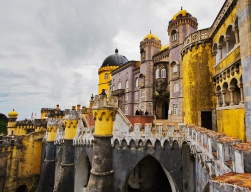 Sintra, la magica città del Portogallo