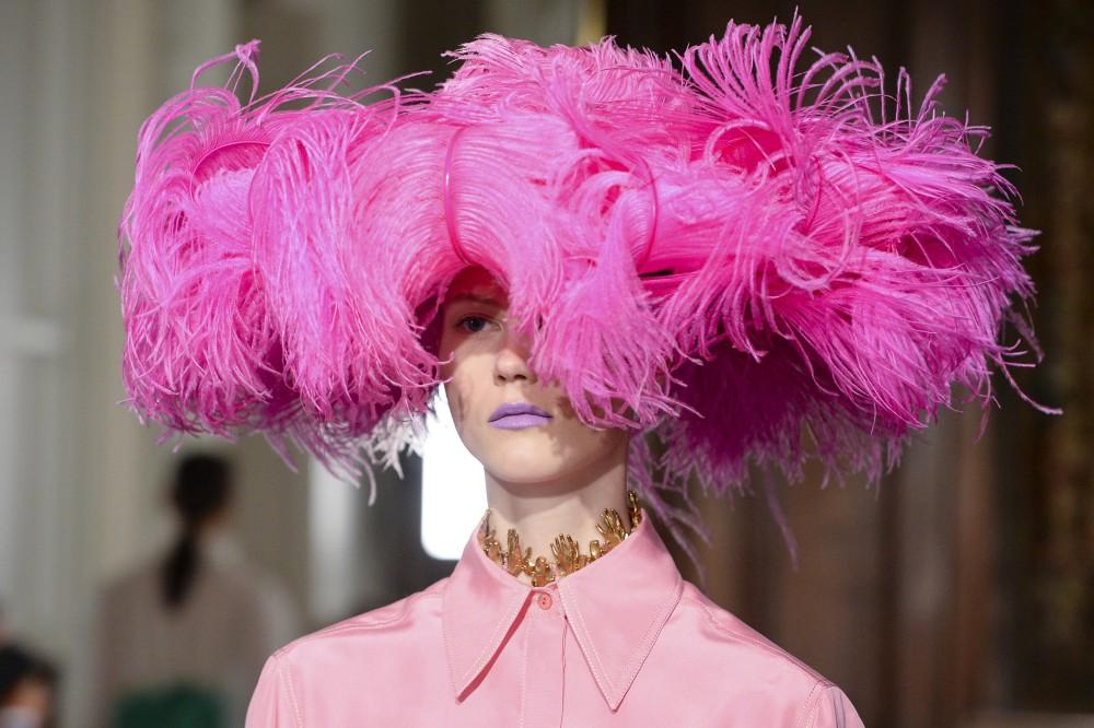 Valentino Spring Summer SS 2018 Woman sfilata Alta Moda by Pier Paolo Piccioli detail