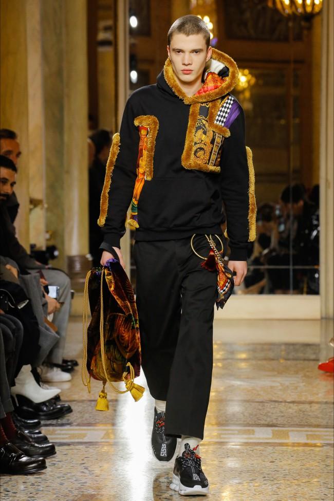 Milano moda uomo: tra fluidità e tesori d'archivio — Thy