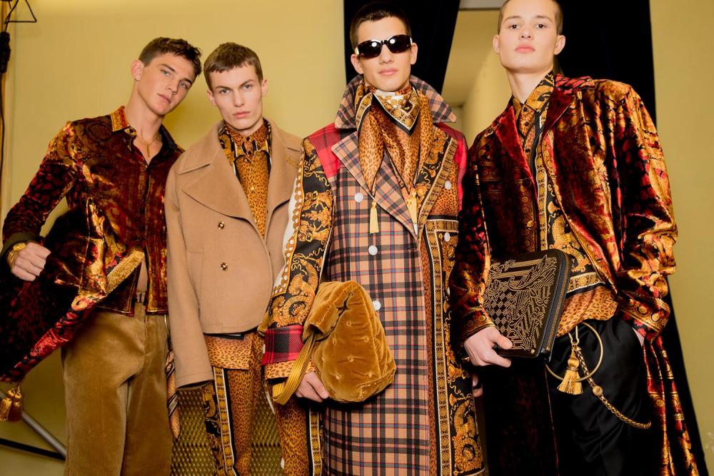 Milano moda uomo, autunno inverno 2018/2018