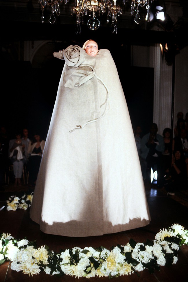 Viktor & Rolf Haute Couture Autumn Winter 1999, Russian Doll