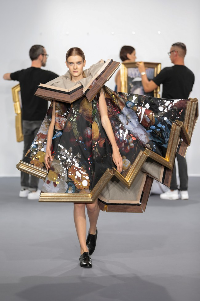 Viktor & Rolf Haute Couture Autunno Inverno 2015, Wearable Art