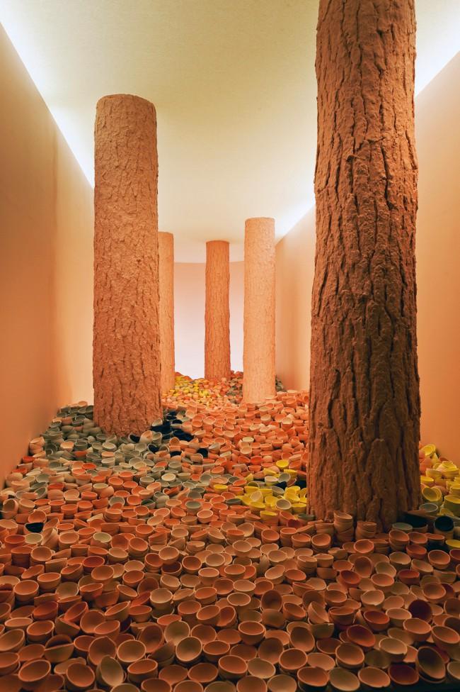 Aalto+Aalto, 6 scenes of beauty (2012) exhibition Vantaa