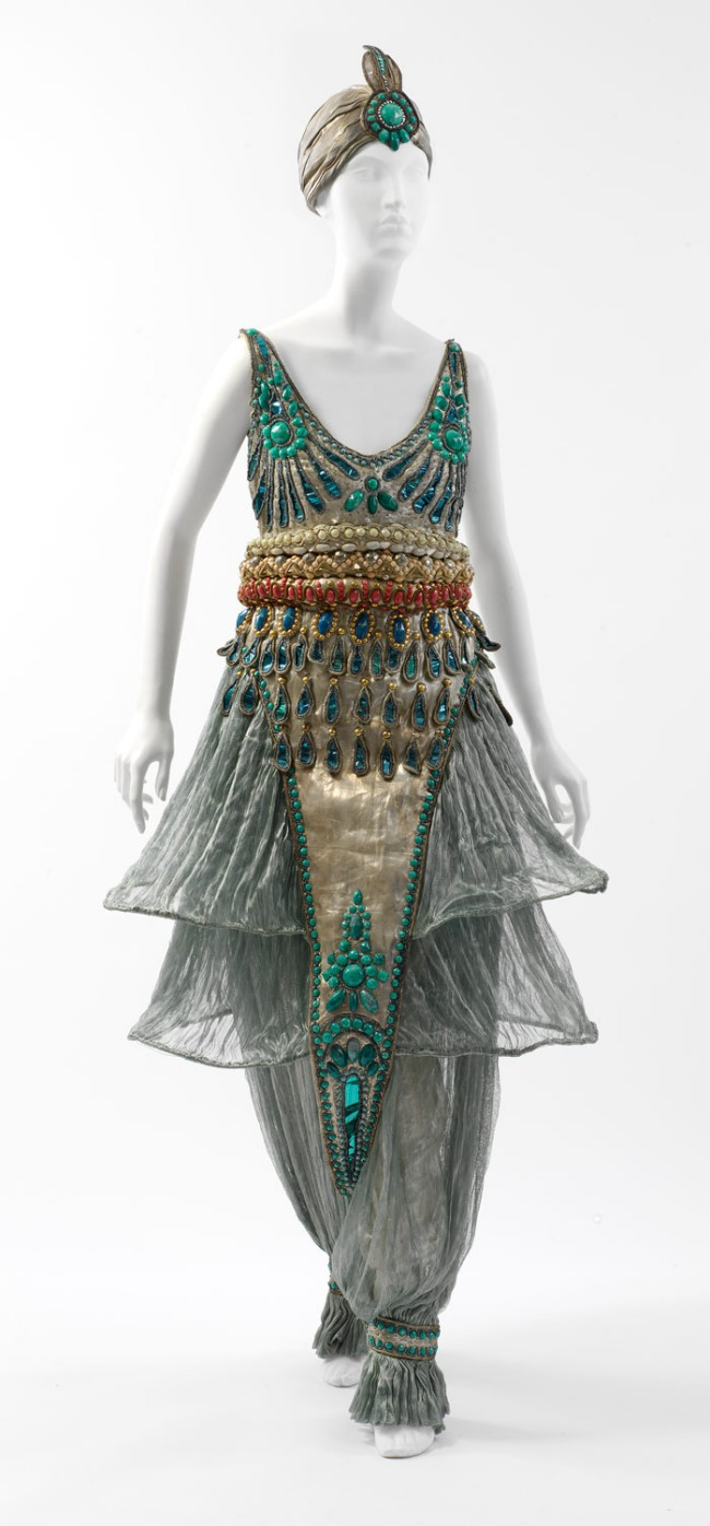 Fancy Dress Costume by Paul Poiret, 1911