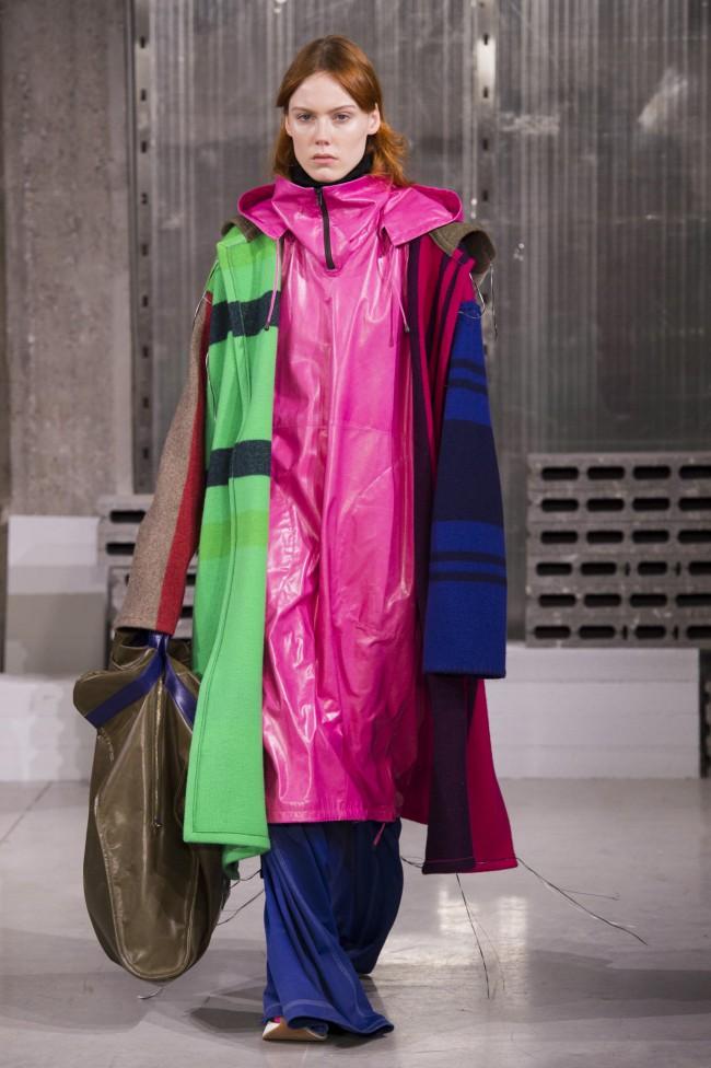 Marni Autunno Inverno 18-19 Milano Fashion Week, tendenze moda donna