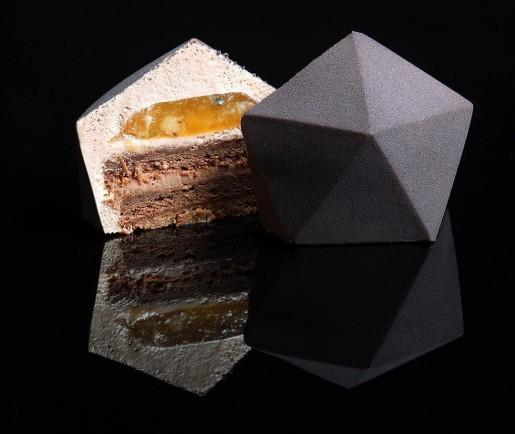 Dinara Kasko, Geometry. The figure #6. Torte e dessert geometrici dell'architetta Dinara Kasko scolpiti con Autodesk