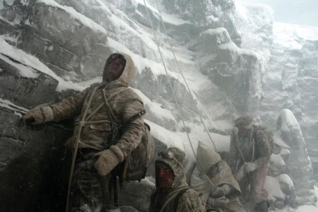 North Face, film sugli scalatori tedeschi Toni Kurz e Andreas Hinterstoisser. Film sugli sport invernali al cinema