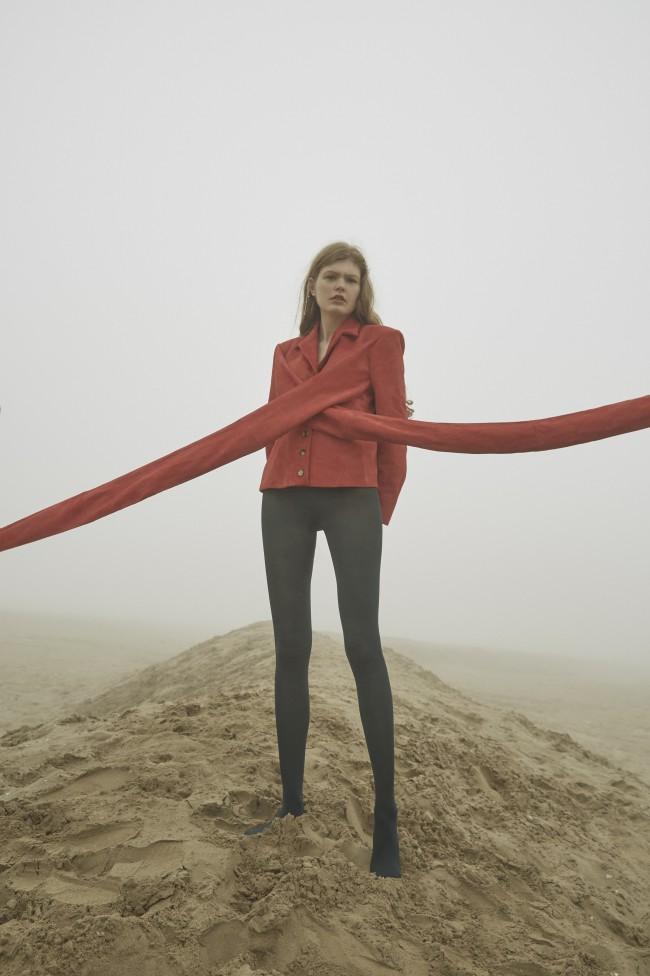 Intervista a Silvia Albani, fashion designer. Fotografa: Martina Ferrara. Stylist: Francesca Crippa. Mua: Ilaria Allegrucci