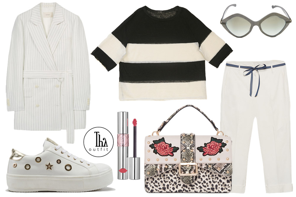 Thy Outfit #16 - White Spring