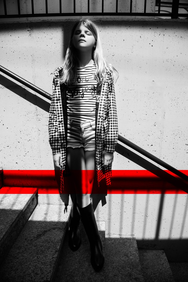 Alona Shestiuk ritratti, Catch me if you can