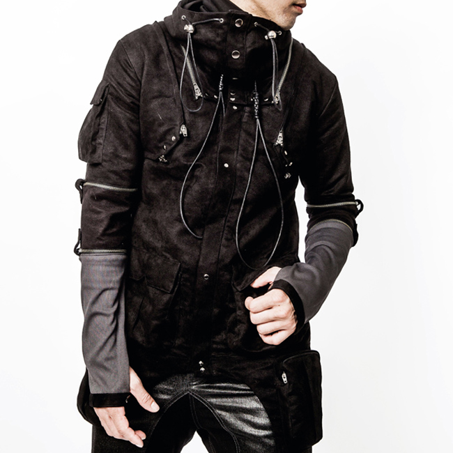 Code Prototype Modular Jacket by Fu Zhih-Chi