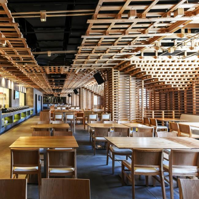 Pallet Restaurant by Ketan Jawdekar