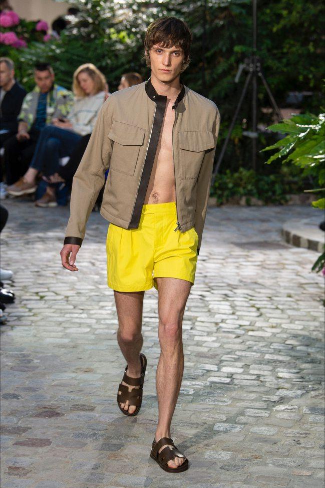 Hermes fashion week men ss 2019