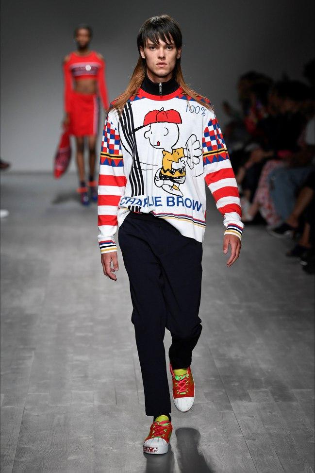 Iceberg fashion week men ss 2019