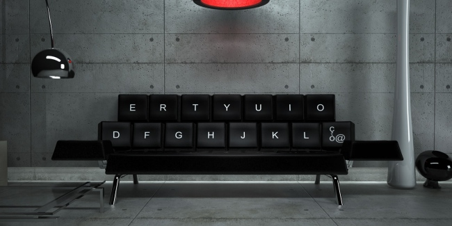 Images of Qwerty by Andrea Cingoli