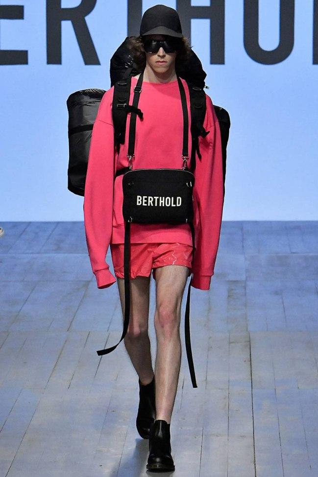Raimund Berthold moda uomo pe 2019