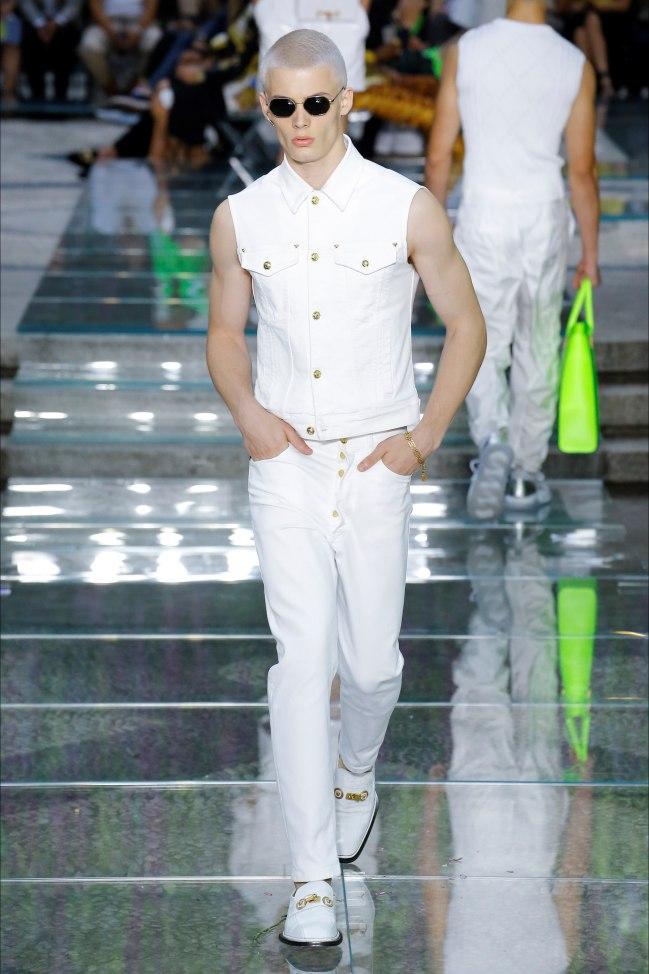 Versace ss 2019 men