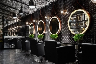 Wuxi barber shop by sun liming