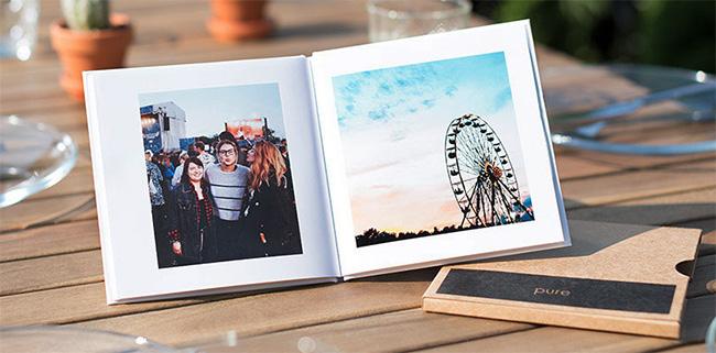Pure moments - Fotolibro CEWE album di ricordi