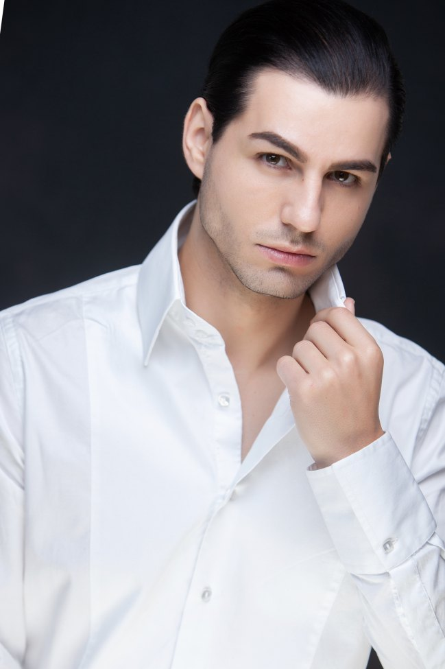 Marco Perretta - Attore italo-canadese in RAI