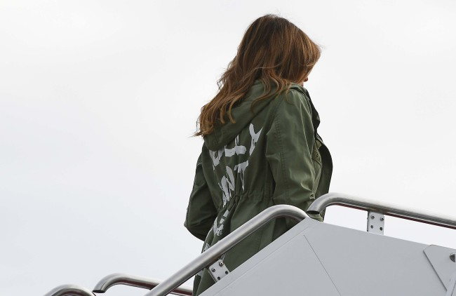 melania trump i really don t care gettyimages