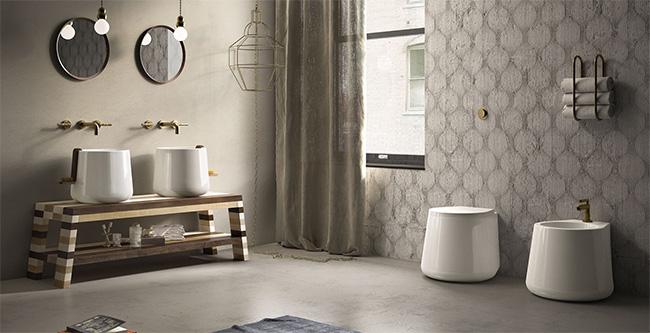 Collezione Bagno Catino by Emanuele Pangrazi | Interior Design
