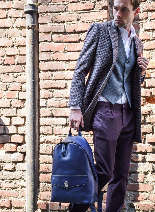 Collezione Autunno Inverno 2018 2019 - menswear Malcom Italia