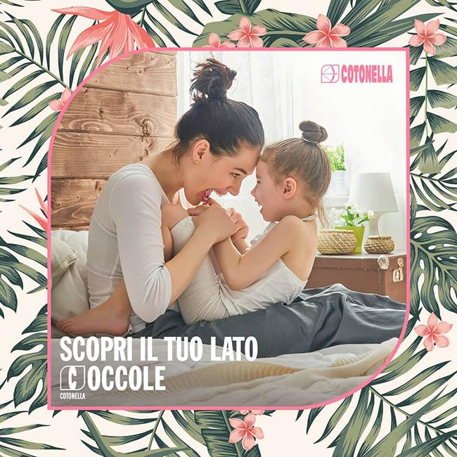 Intimo Cotonella - brand italiano intimo per uomo, donna e bambini.