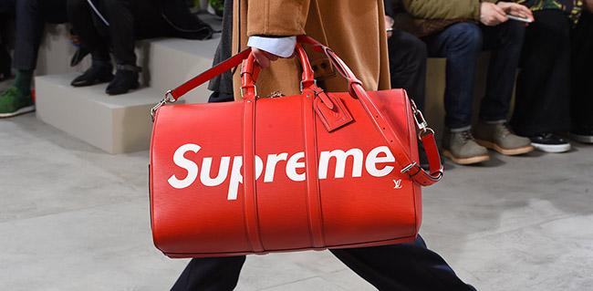 Louis Vuitton collaborazione Supreme