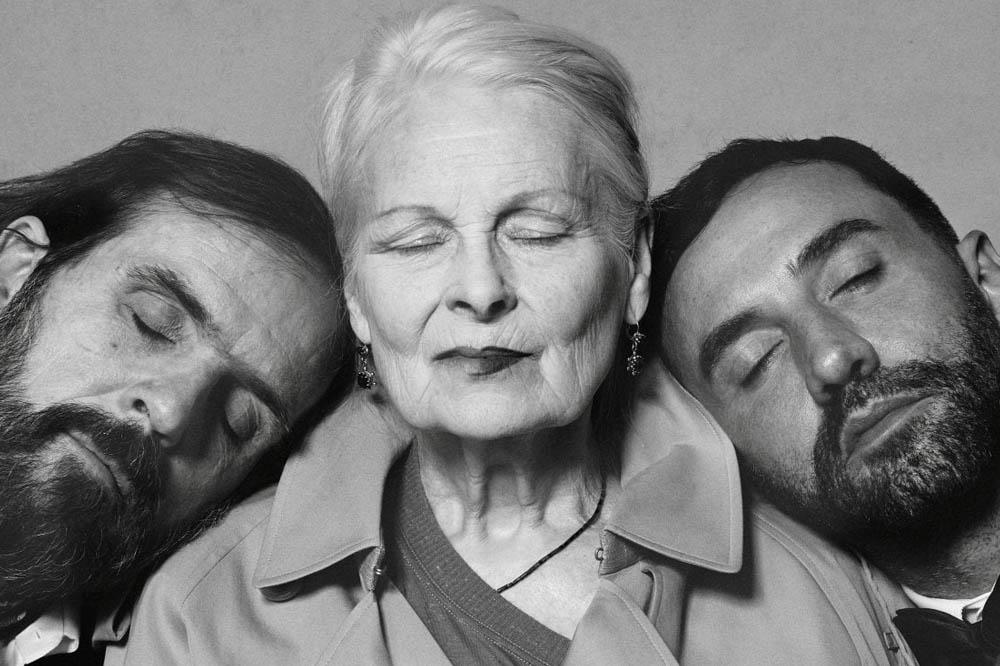 Riccardo Tisci Burberry collaborazione Vivienne Westwood