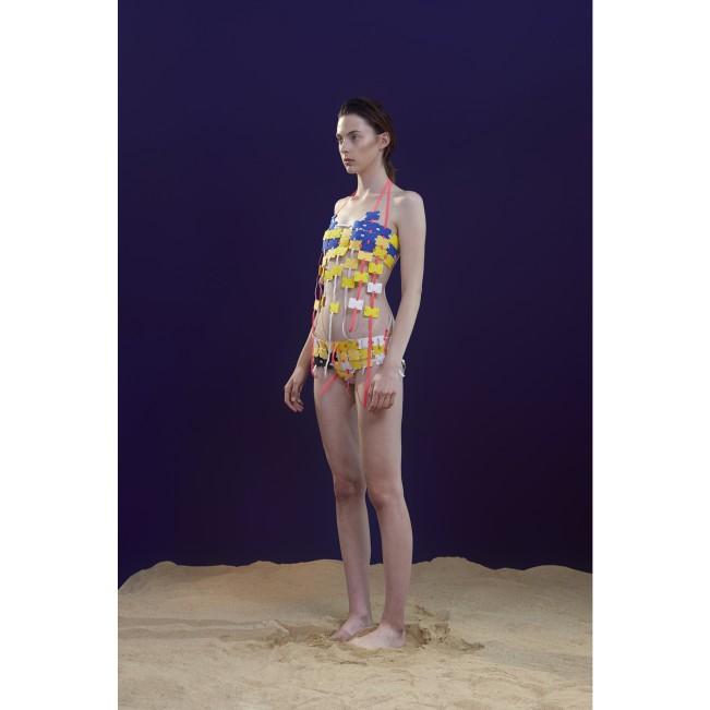 3,2,1 PLOVE! swimwear by MgA Pavlína Miklasová