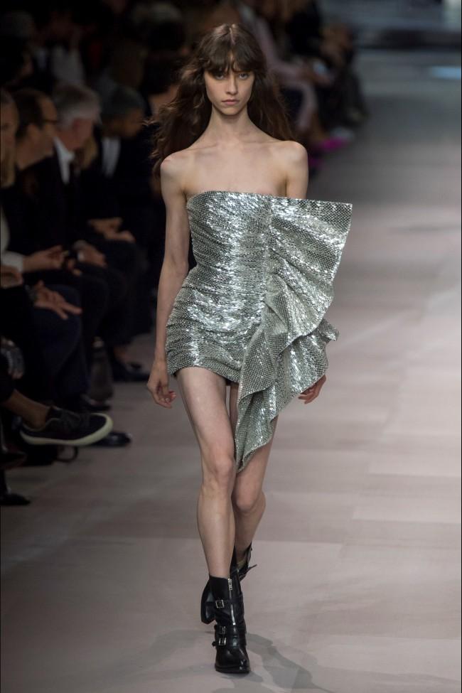 Celine Hedi Slimane Ready-To-Wear Spring Summer 2019