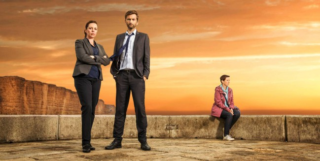 Chris Chibnall Broadchurch Doctor Who