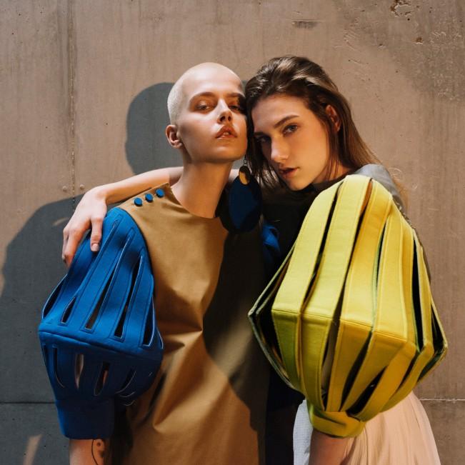 Dissonanz SS18 Contemporary Fashion by A-Jane