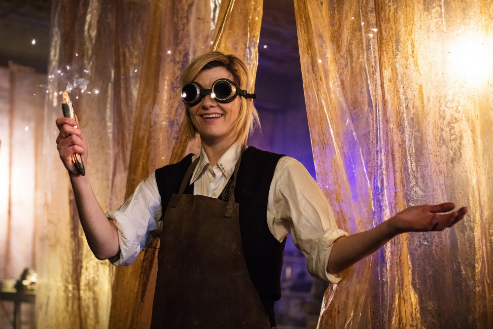 Doctor Who serie tv stagione 11 Jodie Whittaker