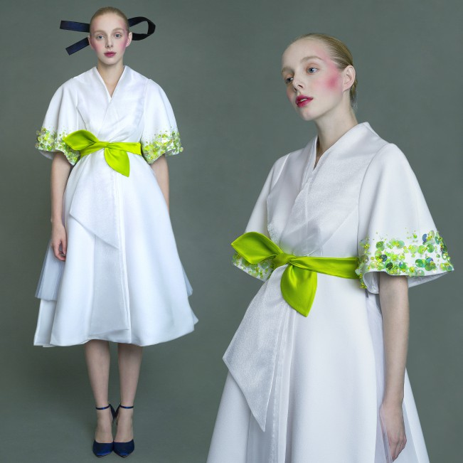 Lotus on Water Womenswear Collection by Suyeon Kim