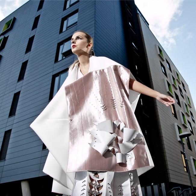 Redefine Femininity Fashion by Wu Yuk Kei