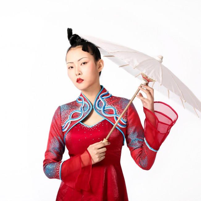 Rhythm Clothing by Hongrui Zhou