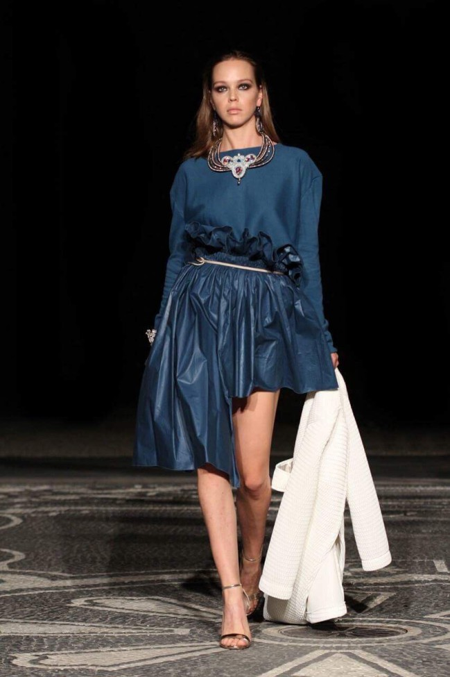 Sofia Alemani Milano Fashion Week Collezione Primavera Estate 2019